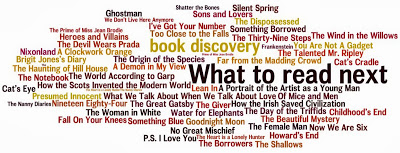 Word Cloud book title