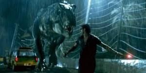 JurassicParkJeffGoldblumTrex